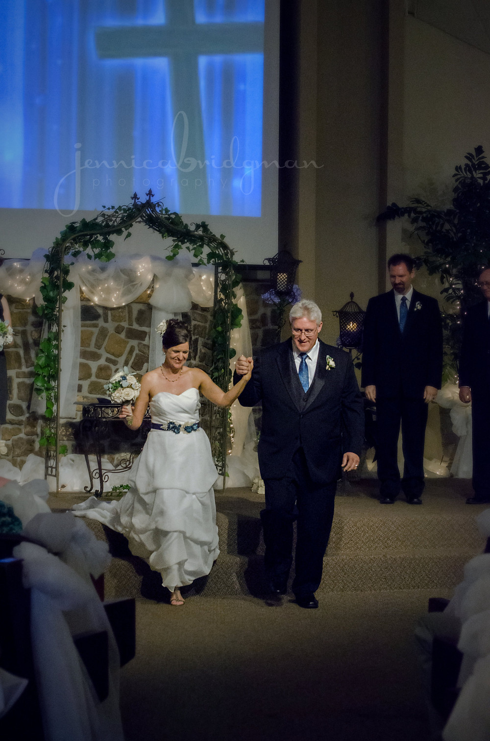 Christy + Ron Married! | Intimate Chapel Wedding | Conway, AR Wedding Photographer