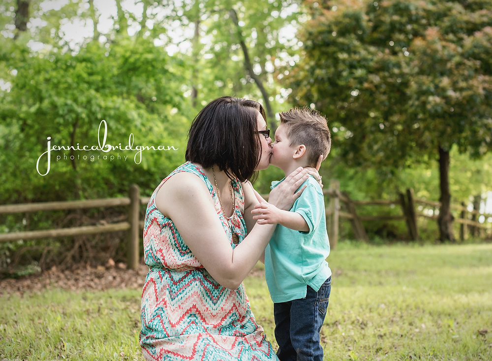 Moore Family | Adoption Session | Conway, AR Family Photographer