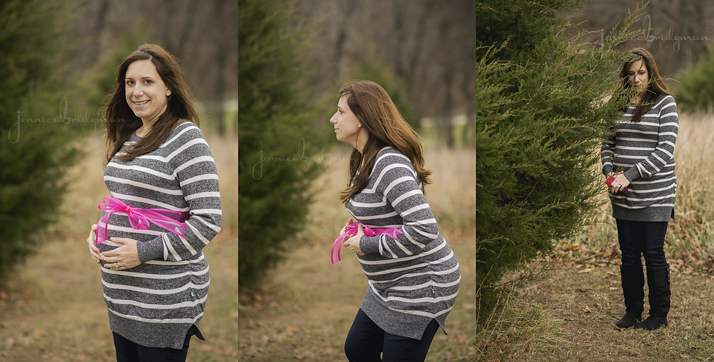 Toy Trucks or Tutus! It's a.... | Baby J Gender Reveal | Conway, AR Maternity Photographer