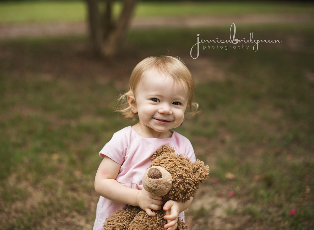 Elise | 14 Months of Joy | Conway, AR Photographer