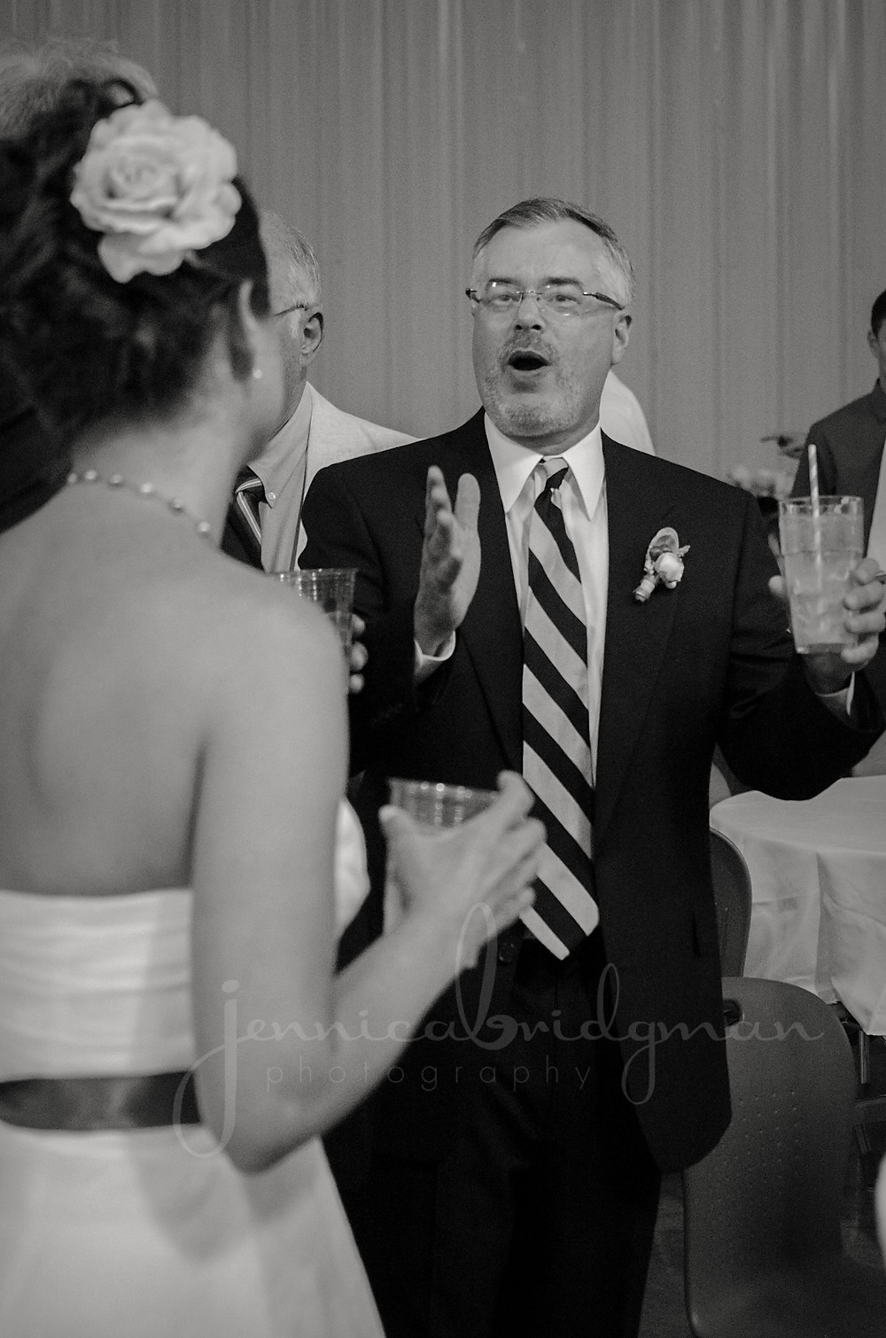 Christy + Ron Married!   Intimate Chapel Wedding   Conway, AR Wedding Photographer