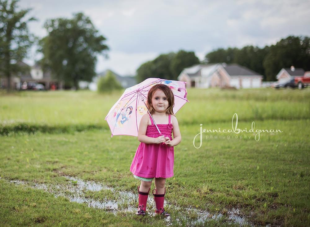 Brynna | Three Year Session | Conway, AR Photographer