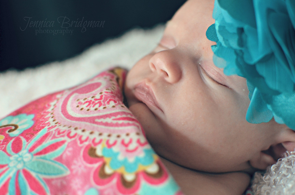 My First Official In-Home Newborn Session | Conway, AR Newborn Photographer