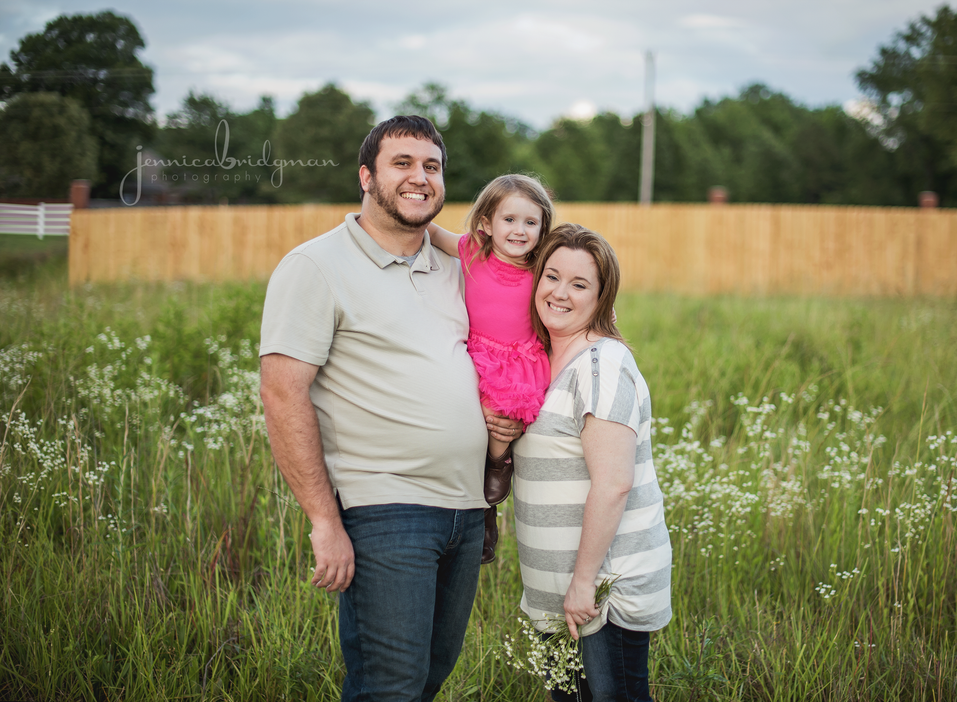 Brynna | Three Year Session | Conway, AR Photographer