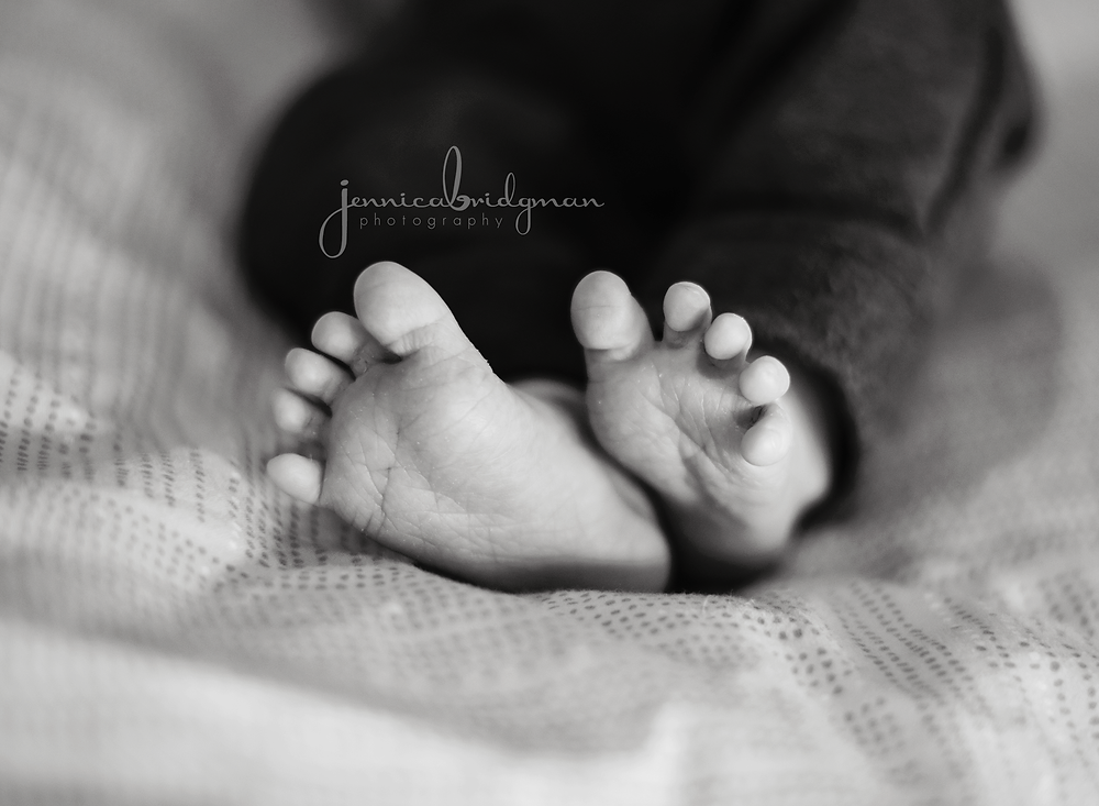 Trace | In-Home Baby Boy Newborn Session | Conway AR Lifestyle Newborn Photography