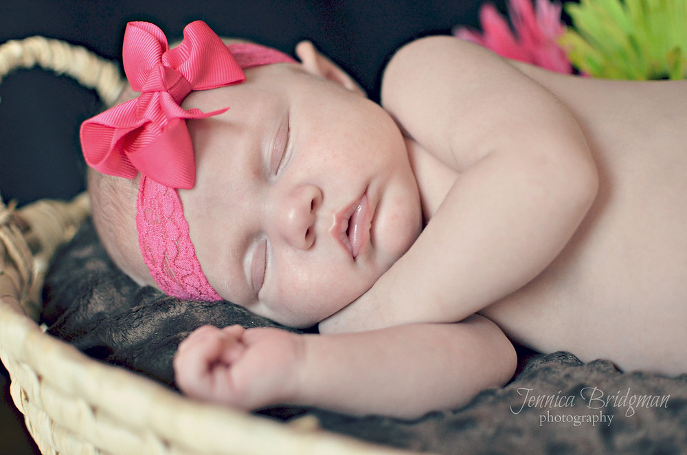 My First Official In-Home Newborn Session   Conway, AR Newborn Photographer