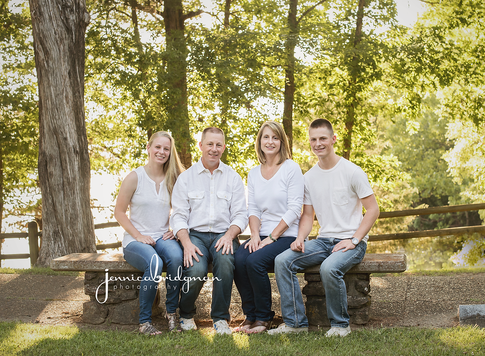 Phillips Family | Cadron Settlement Park Family Session | Conway, AR Photographer