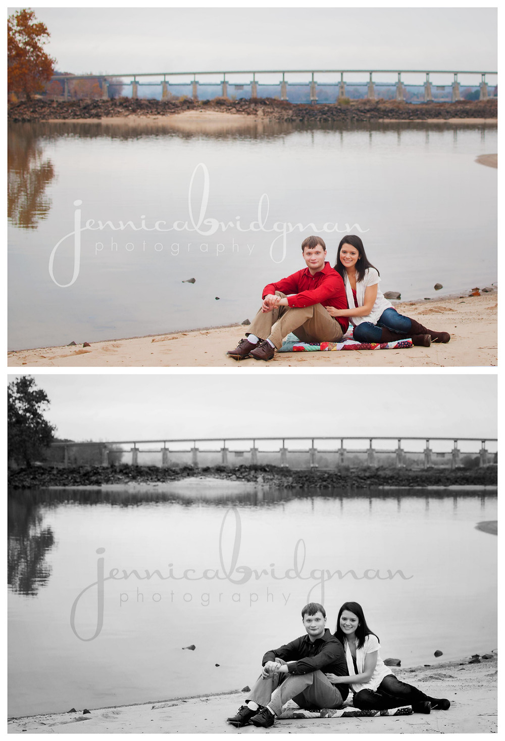 Ashley + Michael | Toad Suck Park LOVE Session | Conway, AR Engagement Photographer