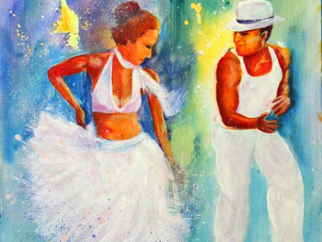 STAGE de SALSA en COUPLE