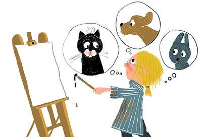 educatieve illustratie laten maken