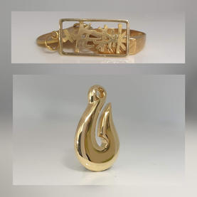18ct Gold Hook Remodel