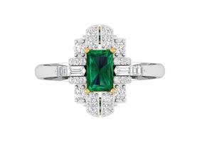 Deco Emerald