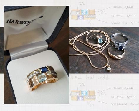 Multi-Tri Ring