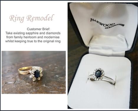 Customer Jewellery Brief