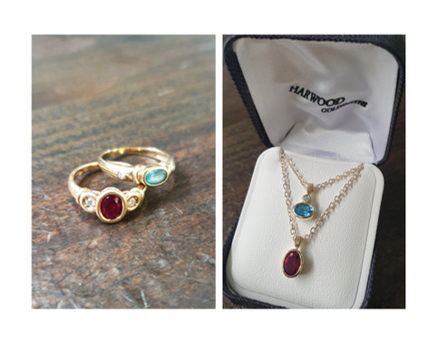 Rings to Pendant