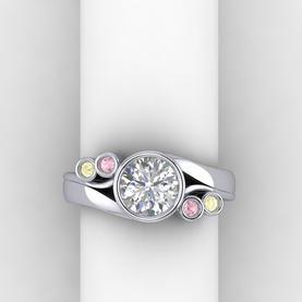 Platinum and Coloured Diamonds