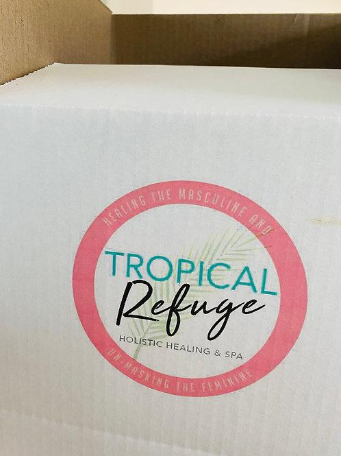 Tropical Refuge Wellness Box