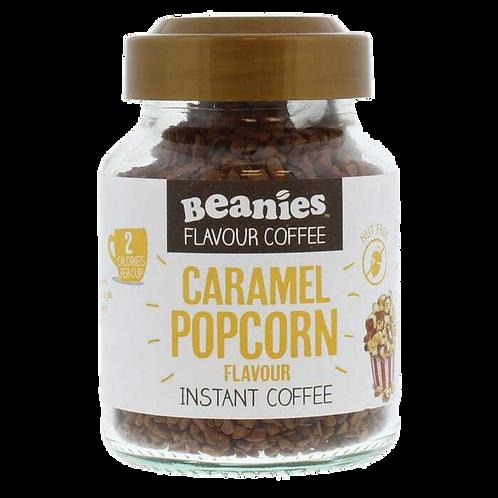 קפה נמס ביניס בטעם פופקורן קרמל