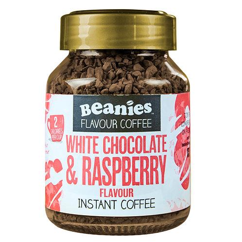 קפה נמס ביניס בטעם שוקולד לבן ופטל