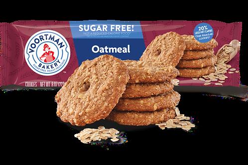עוגיות וורטמן בטעם שיבולת שועל ללא סוכר