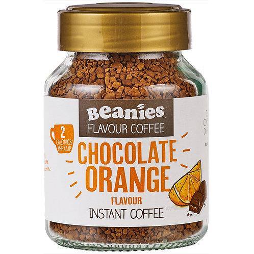 קפה נמס ביניס בטעם שוקולד תפוז