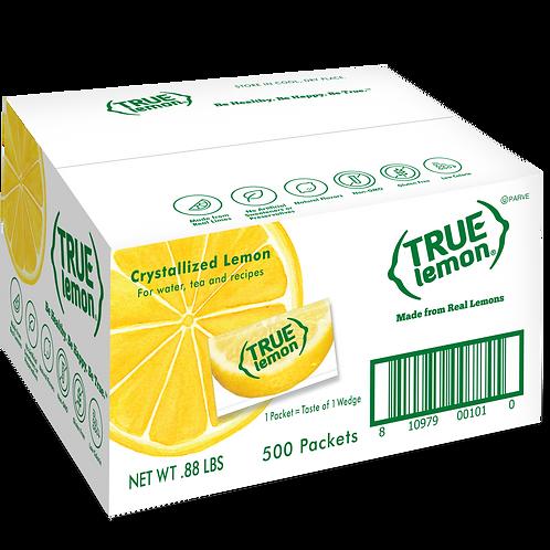 אבקת משקה טרו מלימונים אמיתיים -  מארז חסכון
