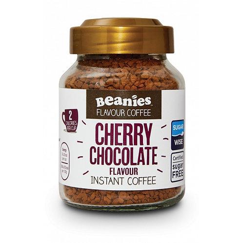קפה נמס ביניס בטעם שוקולד ודובדבנים