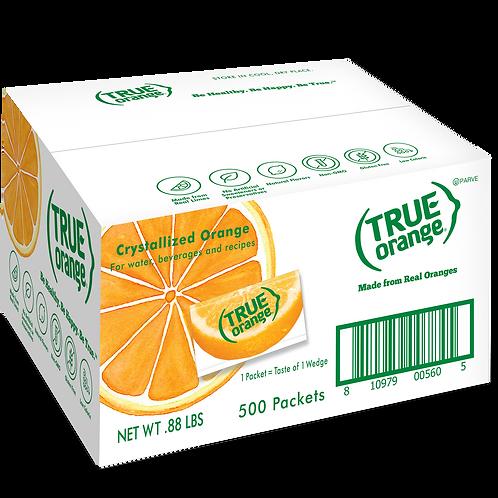 אבקת משקה מתפוזים אמיתיים TRUE מארז חסכון