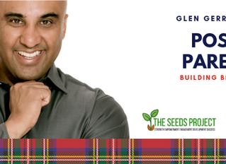 The SEEDS Project: Glen Gerreyn presents Positive Parenting