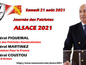 21 Août en Alsace !