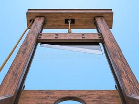 Pour le rétablissement de la peine de mort