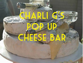 Pop Up Cheese Bar at Frisk Northbridge  Every Thursday 27th April -18th May