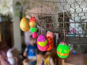 'Stay Home' Kids Easter Fun
