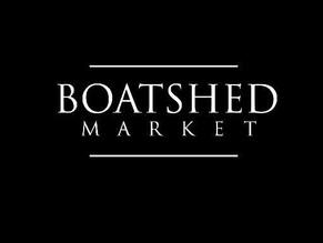 Boatshed Excitement....