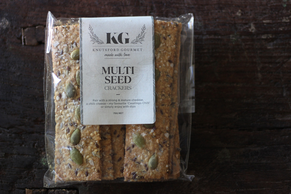 Multi - Seed Crackers