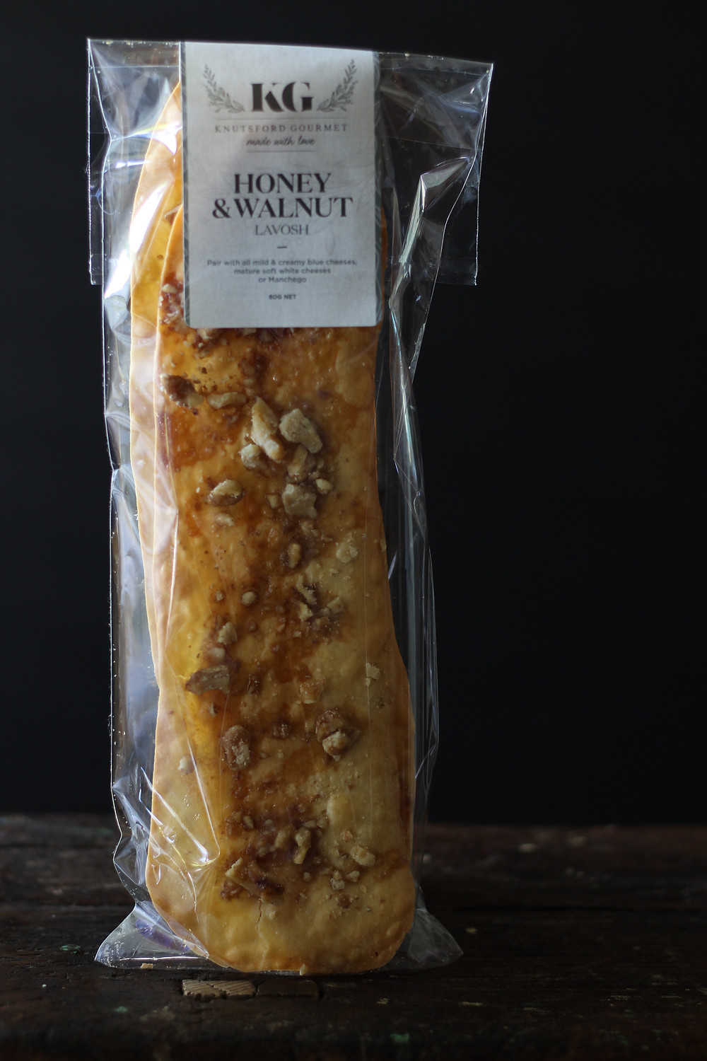 Honey & Walnut Lavosh