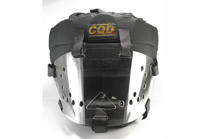 CQD® HELMET WITH THIN SHIELD - PHASE 1