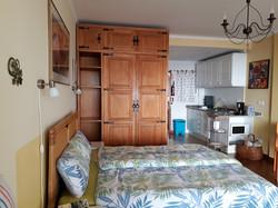 Ferienwohnung Madeira Wohnraum-Schlafen