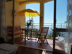 Ferienwohnung Madeira Wohnzimmer 423