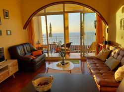 Ferienwohnung Madeira 423 Wohnzimmer