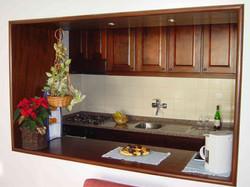 Ferienwohnung Madeira Küche 423