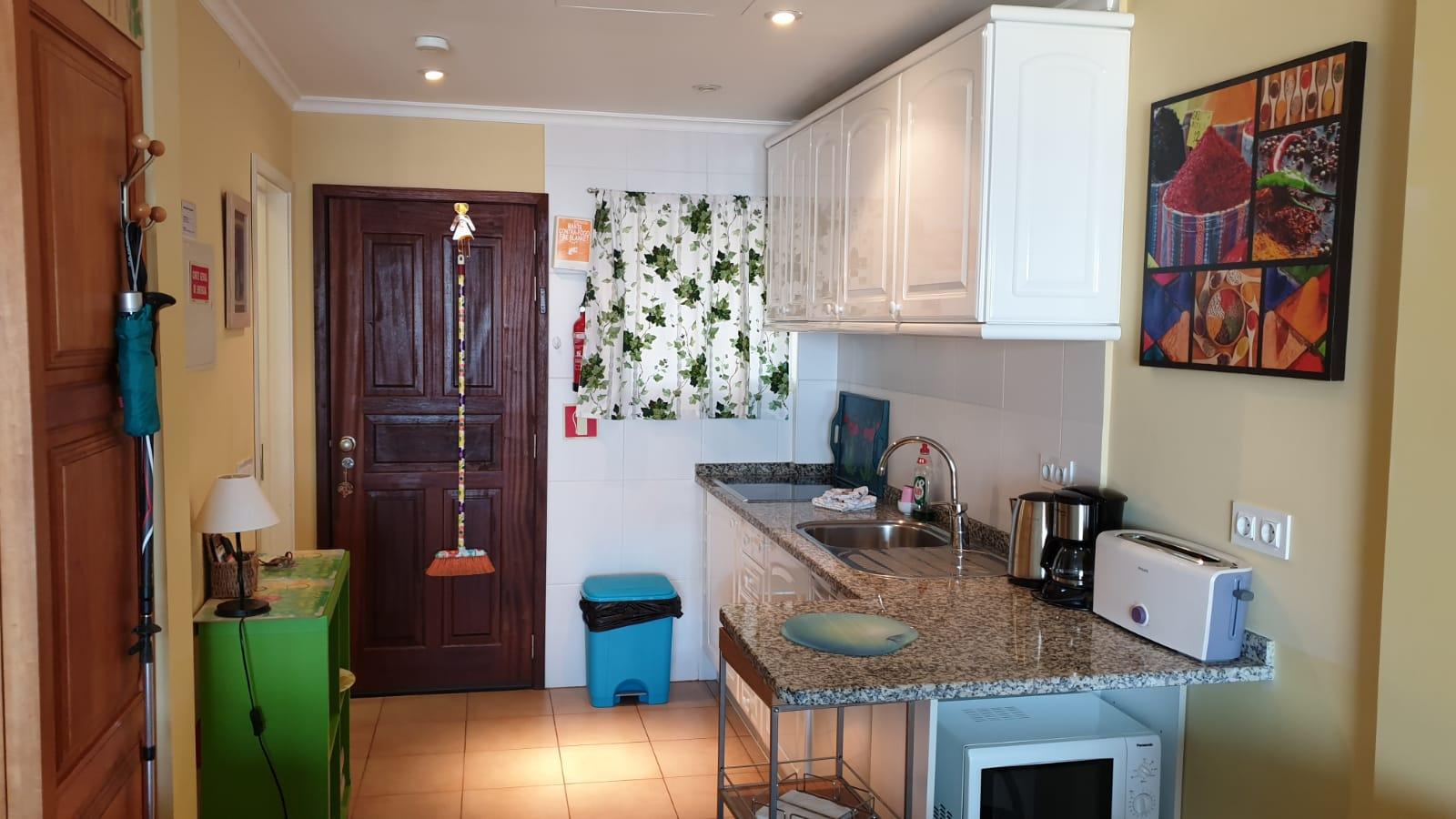 Ferienwohnung Madeira Küche 233