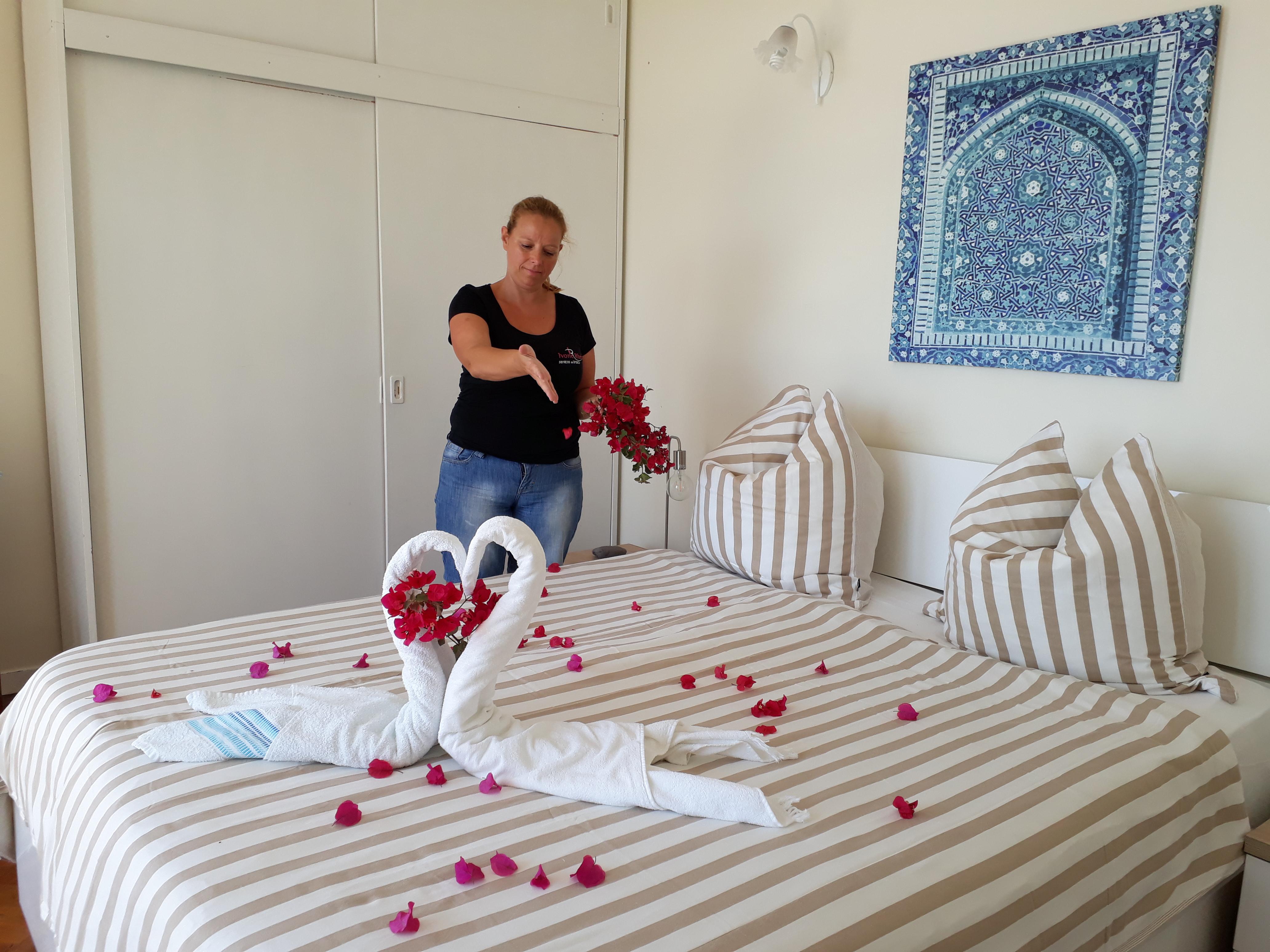Ferienwohnung Madeira erstes Schlazimmer