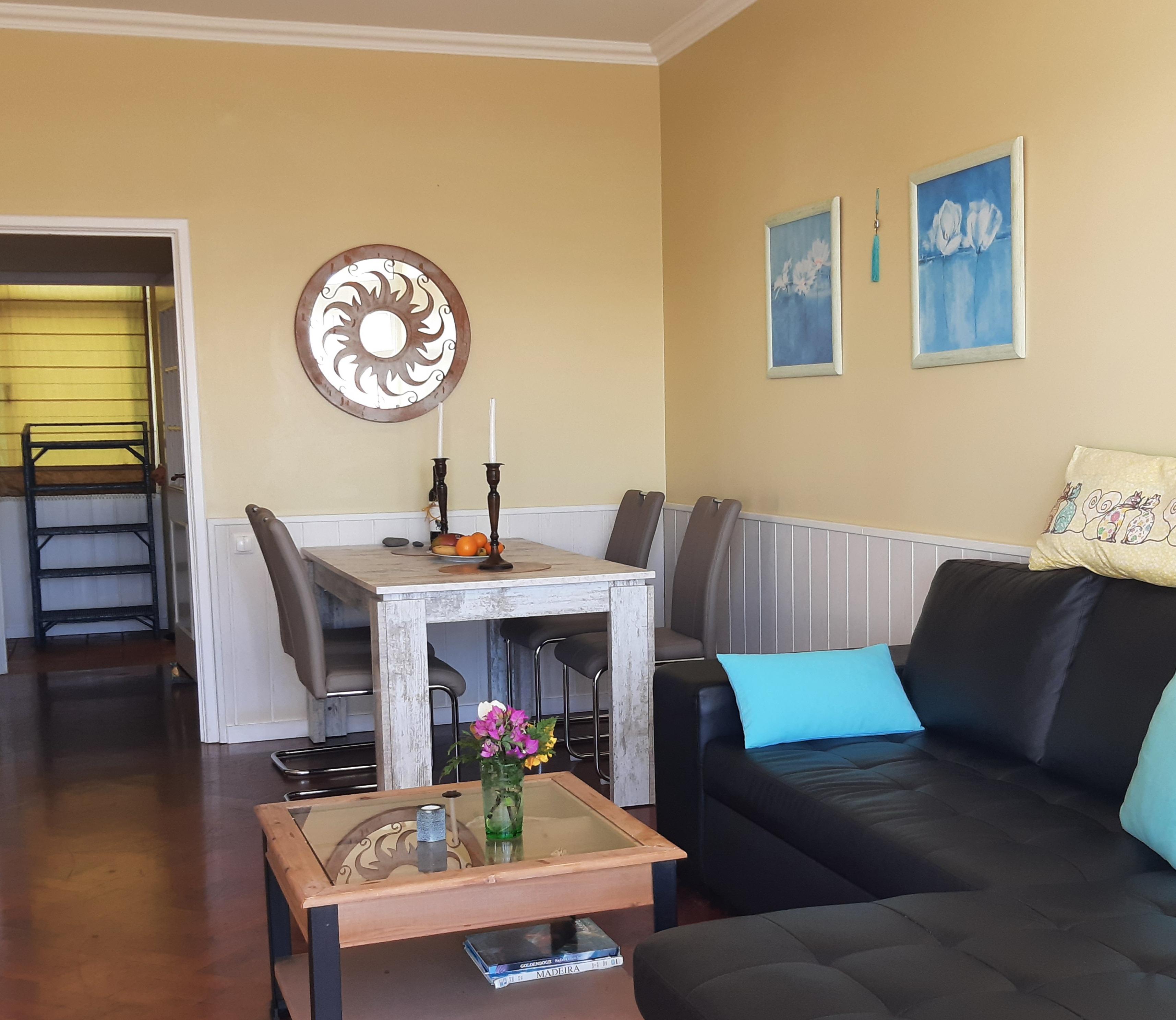 Ferienwohnung Madeira Wohnraum 431