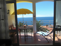 Ferienwohnung Madeira Balkon 433
