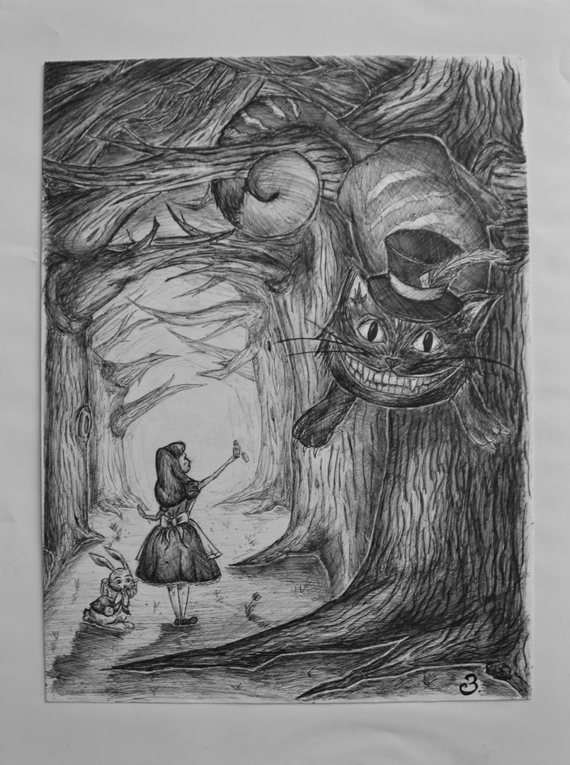 Alice in Wonderland - 2014