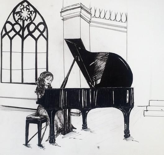 Religious piano - 2018