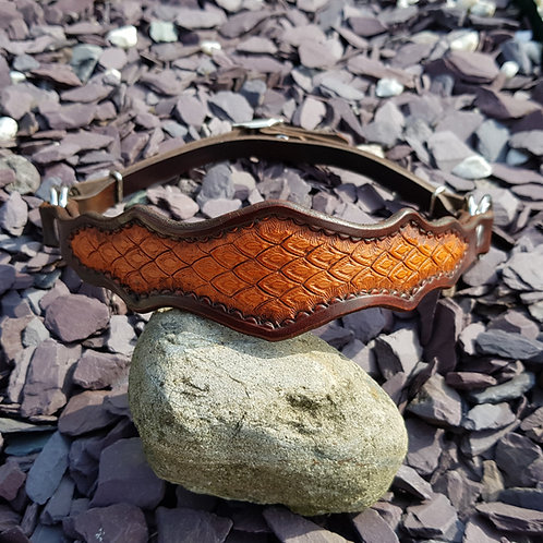 Sidepull Drachen Leder
