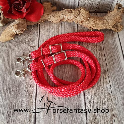 Rodeo Zügel Rot