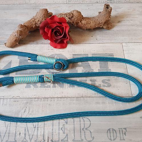 **2 in 1 Halsband mit Leine Ronja 12mm Verstellbar konfigurator**